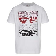 Подростковая футболка Stacked Up Tee Jordan