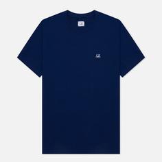 Мужская футболка C.P. Company Jersey Goggle Print, цвет синий, размер XXL
