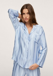 Рубашка домашняя Mango NITRA-I