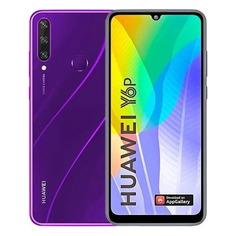 Смартфон Huawei Y6P 64Gb, фиолетовый