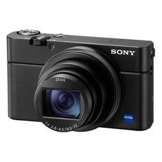 Цифровой фотоаппарат Sony Cyber-shot DSCRX100M7, черный