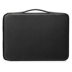 """Чехол для ноутбука 15"""" HP Carry Sleeve, черный/золотистый [3xd35aa]"""