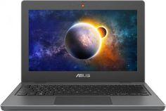 """Ноутбук ASUS PRO BR1100CKA-GJ0371R 90NX03B1-M05070 N4500/4GB/128GB SSD/11.6""""HD/VGA/HDMI/RG45/WiFi/BT/cam/Win10Pro/dark grey"""