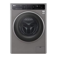 Узкая стиральная машина LG с функцией пара Steam F2H6HS8S