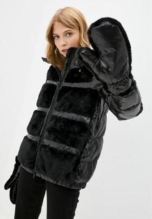 Куртка утепленная Geox с варежками