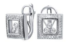 Золотые серьги Серьги La Nordica 19-12-1012674-AB