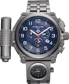 Мужские часы в коллекции 5 Стихий Мужские часы Спецназ C9150338-5130.D
