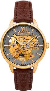 женские часы Earnshaw ES-8153-04. Коллекция Anning