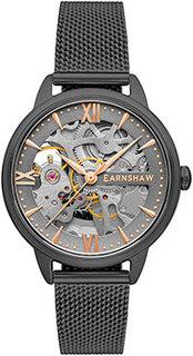 женские часы Earnshaw ES-8150-88. Коллекция Anning