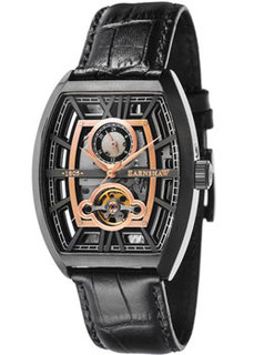 мужские часы Earnshaw ES-8111-04. Коллекция Holborn