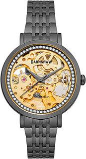 женские часы Earnshaw ES-8156-77. Коллекция Nightingale