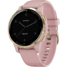 Смарт-часы Garmin Vivoactive 4S Rose Gold (010-02172-33)