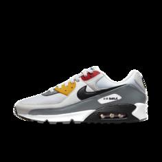 Мужские кроссовки Nike Air Max 90 Premium - Белый
