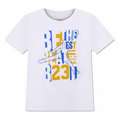 Детская футболка Be The Best Remix Short Sleeve Tee Jordan