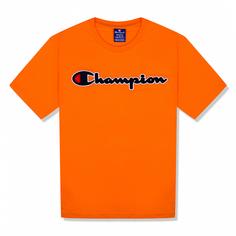 Мужскаяфутболка Crewneck T-shirt Champion
