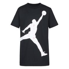 Подростковая футболка Oversize Speckle Jumpman Jordan