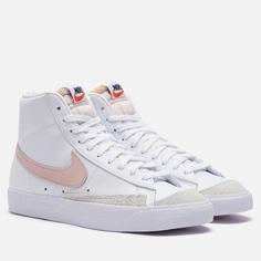 Женские кроссовки Nike Blazer Mid 77, цвет белый, размер 36 EU