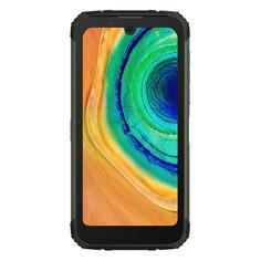 Смартфон DOOGEE S59 4/64Gb, зеленый/черный
