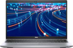 "Ноутбук Dell Latitude 5520 i5-1135G7/8GB/256GB SSD/15,6"" FullHD IPS Antiglare/Intel Iris Xe Graphics/Linux/gray"
