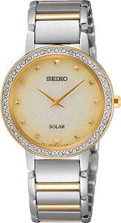 Японские наручные женские часы Seiko SUP448P1. Коллекция Conceptual Series Dress