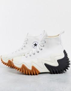 Белые кроссовки Converse Run Star Motion-Белый