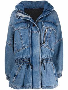 Alexander Wang джинсовая куртка