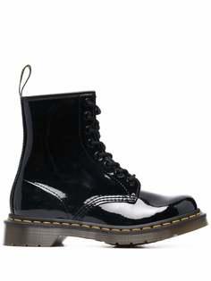 Dr. Martens лакированные ботинки