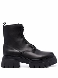 ASH ботинки на молнии