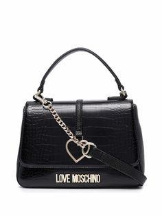 Love Moschino сумка-тоут с подвеской