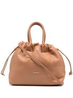 Furla сумка-ведро с логотипом