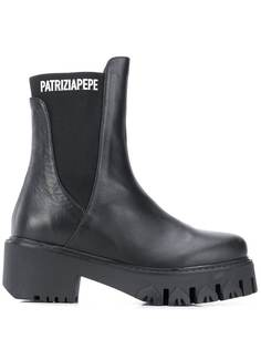 Patrizia Pepe байкерские ботинки Beatles