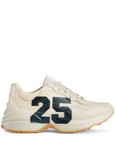 Gucci кроссовки Rhyton 25