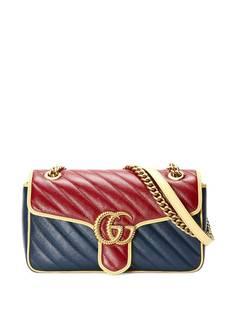 Gucci маленькая сумка на плечо GG Marmont