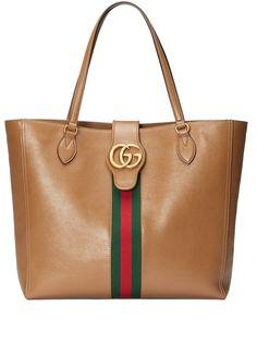 Gucci сумка-тоут среднего размера с логотипом Double G