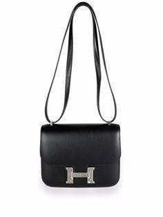 Hermès сумка на плечо Constance 18 pre-owned Hermes