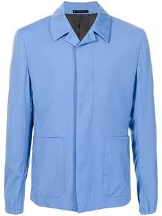 PAUL SMITH шерстяная куртка-рубашка