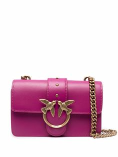 Pinko сумка через плечо Classic Love с логотипом