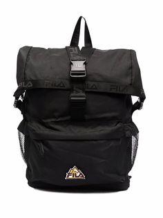 Fila рюкзак с нашивкой-логотипом
