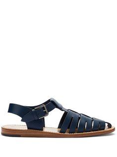 Dolce & Gabbana сандалии с пряжками