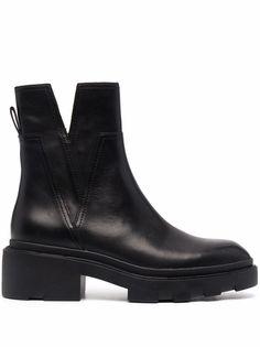 ASH ботинки на рифленой подошве