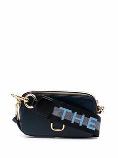 Marc Jacobs сумка через плечо с логотипом