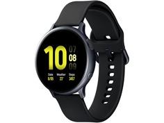 Умные часы Samsung Galaxy Watch Active2 44mm Aluminum Black SM-R820NZKASER Выгодный набор + серт. 200Р!!!