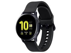 Умные часы Samsung Active 2 AL 40mm Black SM-R830NZKASER Выгодный набор + серт. 200Р!!!