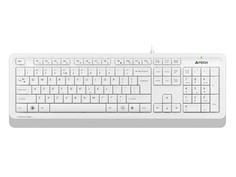 Клавиатура A4Tech Fstyler FK10 White-Grey