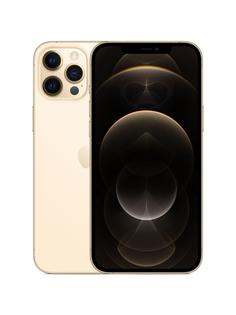 Сотовый телефон APPLE iPhone 12 Pro Max 256Gb Gold MGDE3RU/A Выгодный набор для Selfie + серт. 200Р!!!