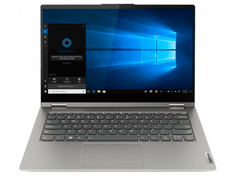 Ноутбук Lenovo ThinkBook 14s Yoga ITL 20WE0003RU (Intel Core i5 1135G7 2.4Ghz/16384Mb/256Gb SSD/Intel Iris Graphics/Wi-Fi/Bluetooth/Cam/14/1920x1080/Windows 10 Pro 64-bit)
