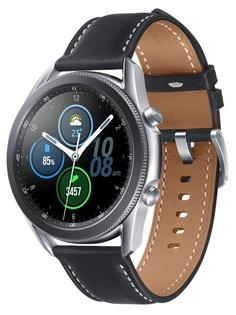 Умные часы Samsung Galaxy Watch3 45мм Silver