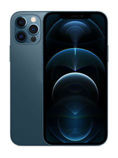 Сотовый телефон Apple iPhone 12 Pro 256GB RU, тихоокеанский синий