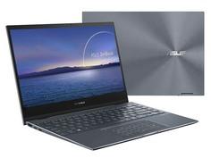 Ноутбук ASUS ZenBook Flip 13 UX363EA-HP241T 90NB0RZ1-M06670 (Intel Core i5-1135G7 2.4GHz/8192Mb/512Gb SSD/Intel UHD Graphics/Wi-Fi/Bluetooth/Cam/13.3/1920x1080/Windows 10)