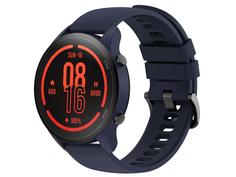 Умные часы Xiaomi Mi Watch Blue BHR4583GL Выгодный набор + серт. 200Р!!!